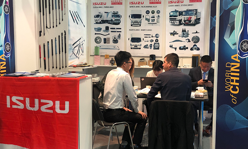 The MIMS AUTOMECHANIKA MOSCOW 2019 was Held Successfully