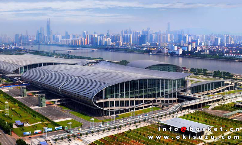 Canton Fair and Bosket Exhibition hall  , which one worth to visit?