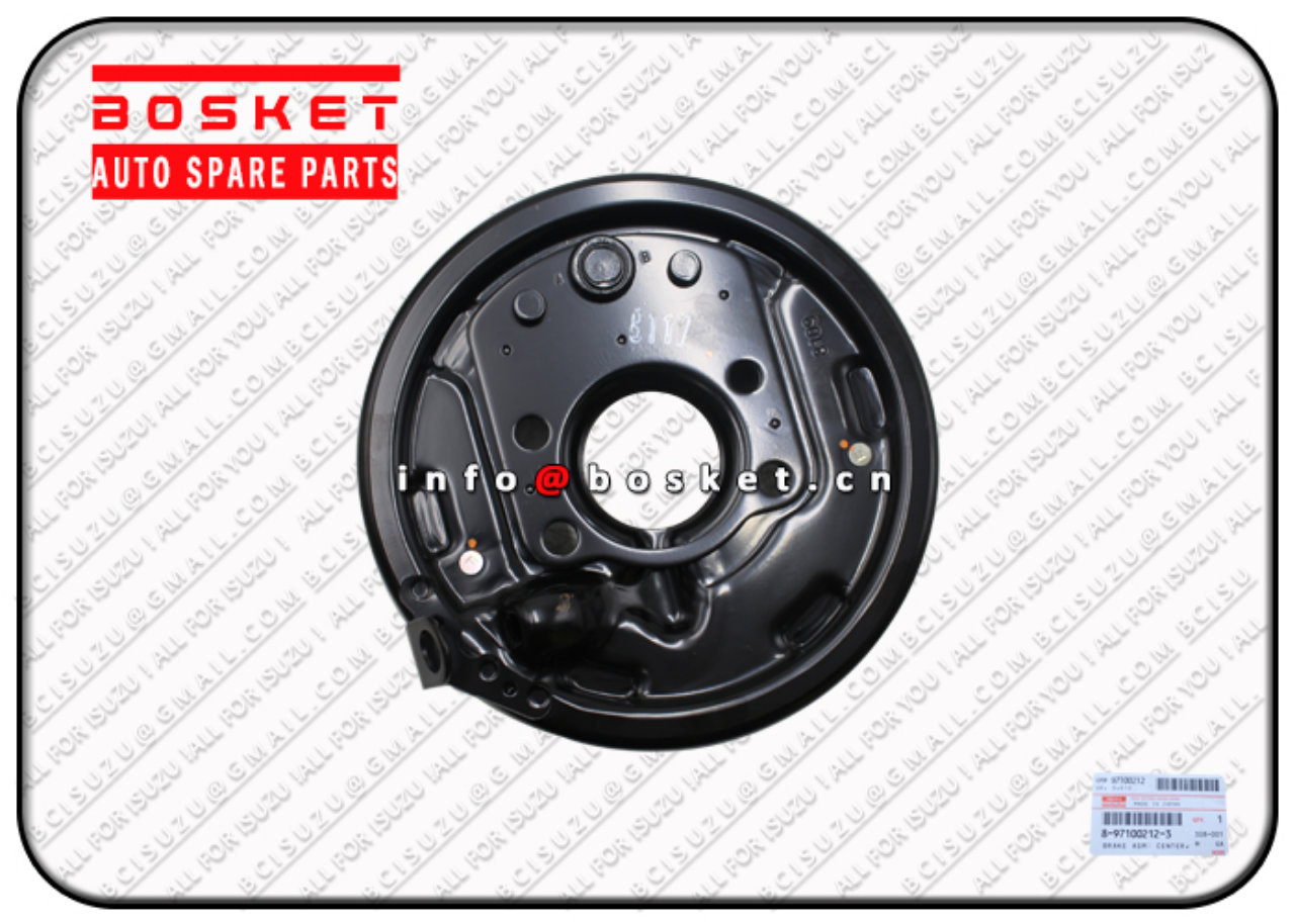 8971002123 8-97100212-3 Parking Center Brake Assembly Suitable for ISUZU NPR DIESEL USA