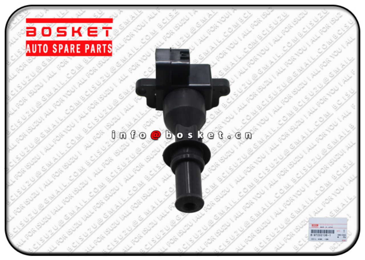 8972321361 8-97232136-1 Ignition Coil Assembly Suitable for ISUZU NPR
