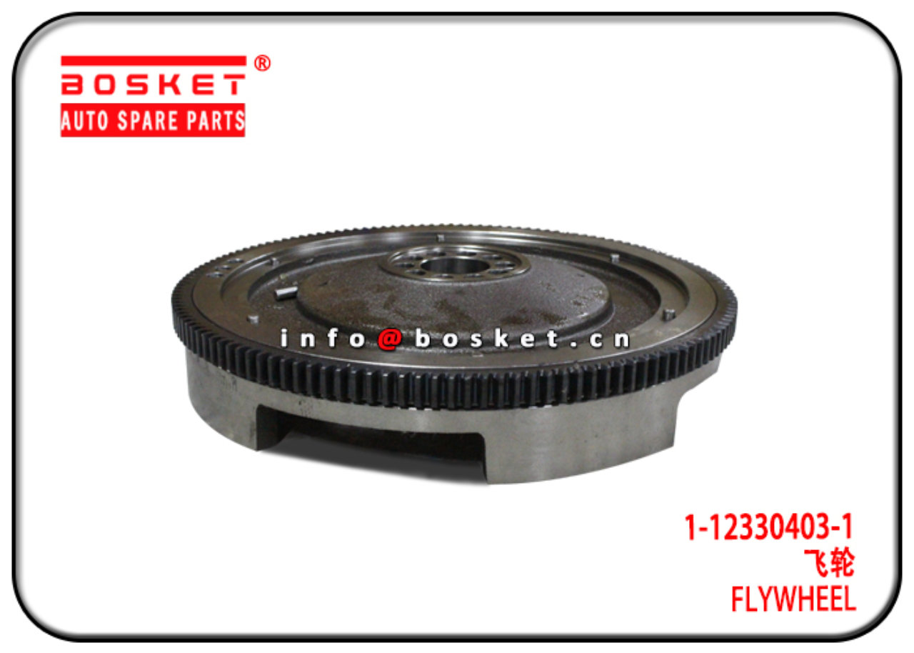 1-12330403-1 1123304031 Flywheel Suitable for ISUZ...