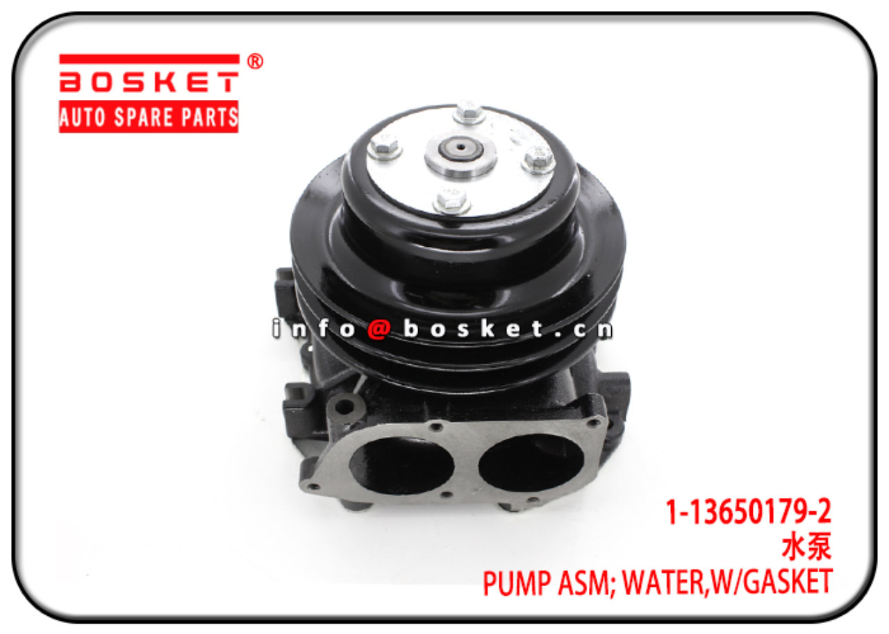1-13650179-2 1136501792 With Gasket Water Pump Ass...
