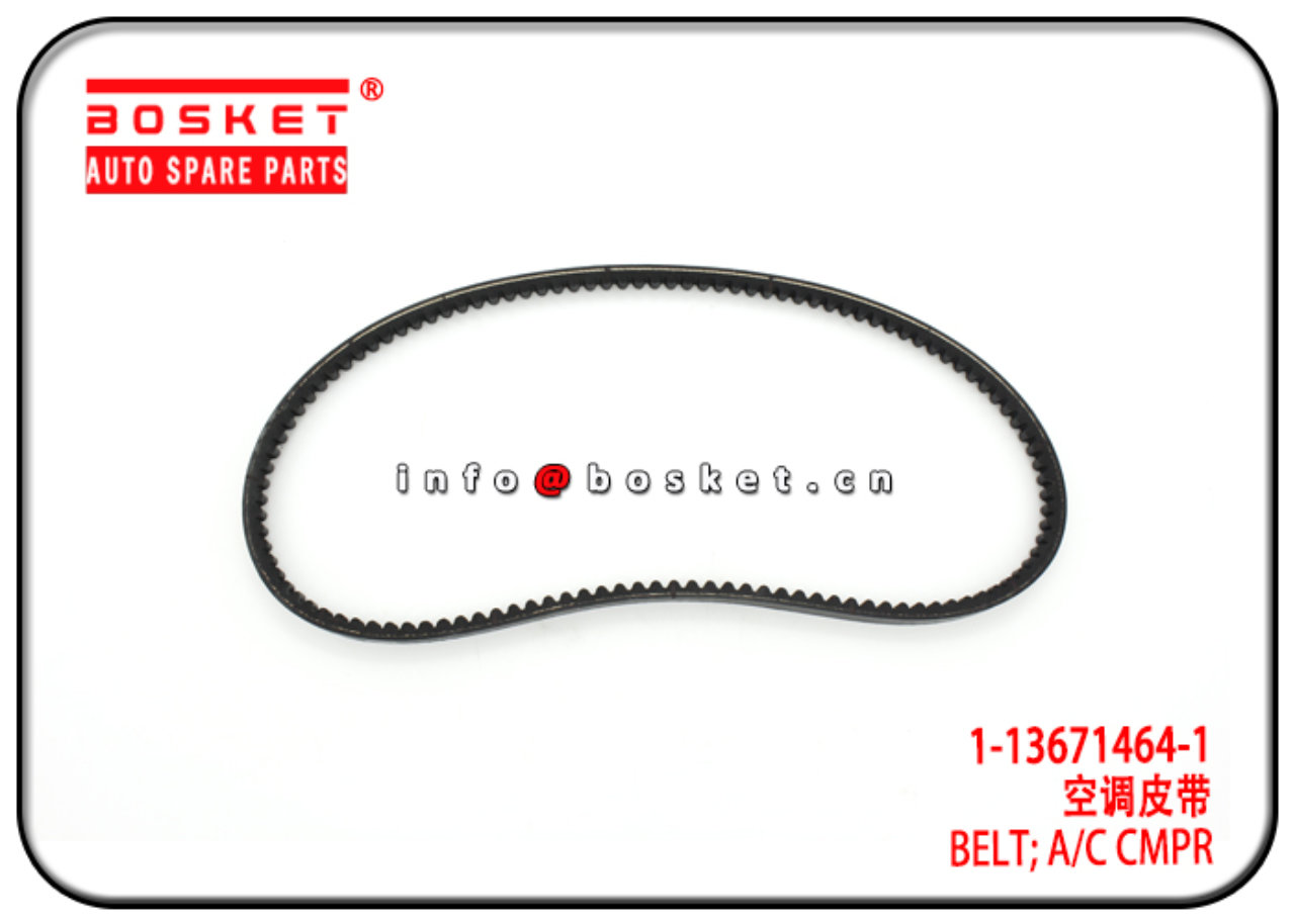 1-13671464-1 1136714641 A/C Compressor Belt Suitab...