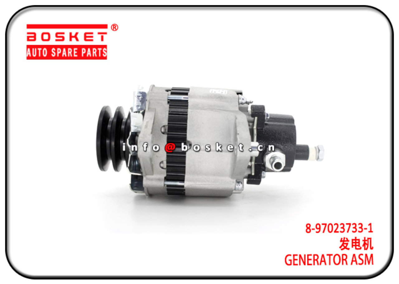 8-97023733-1 8970237331 Generator Assembly Suitabl...