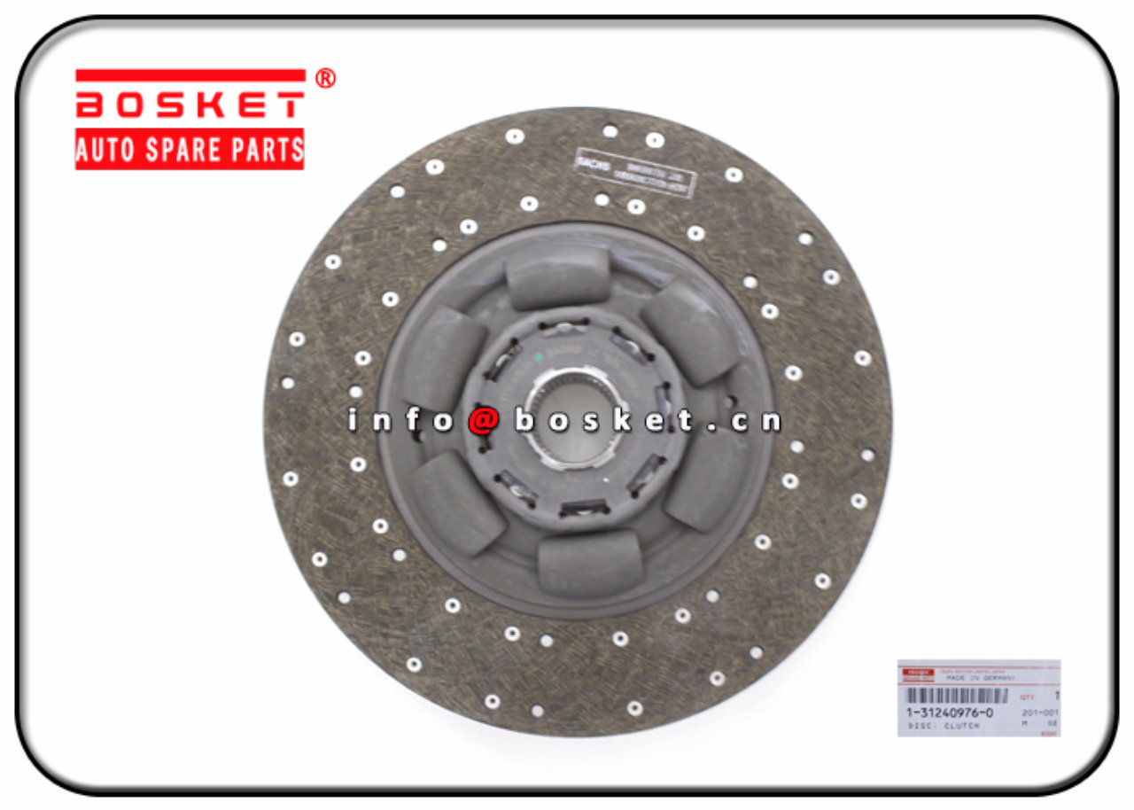 1-31240976-0 1-31240907-0 1312409760 1312409070 Clutch Disc Suitable for ISUZU 6WF1 EXZ51K