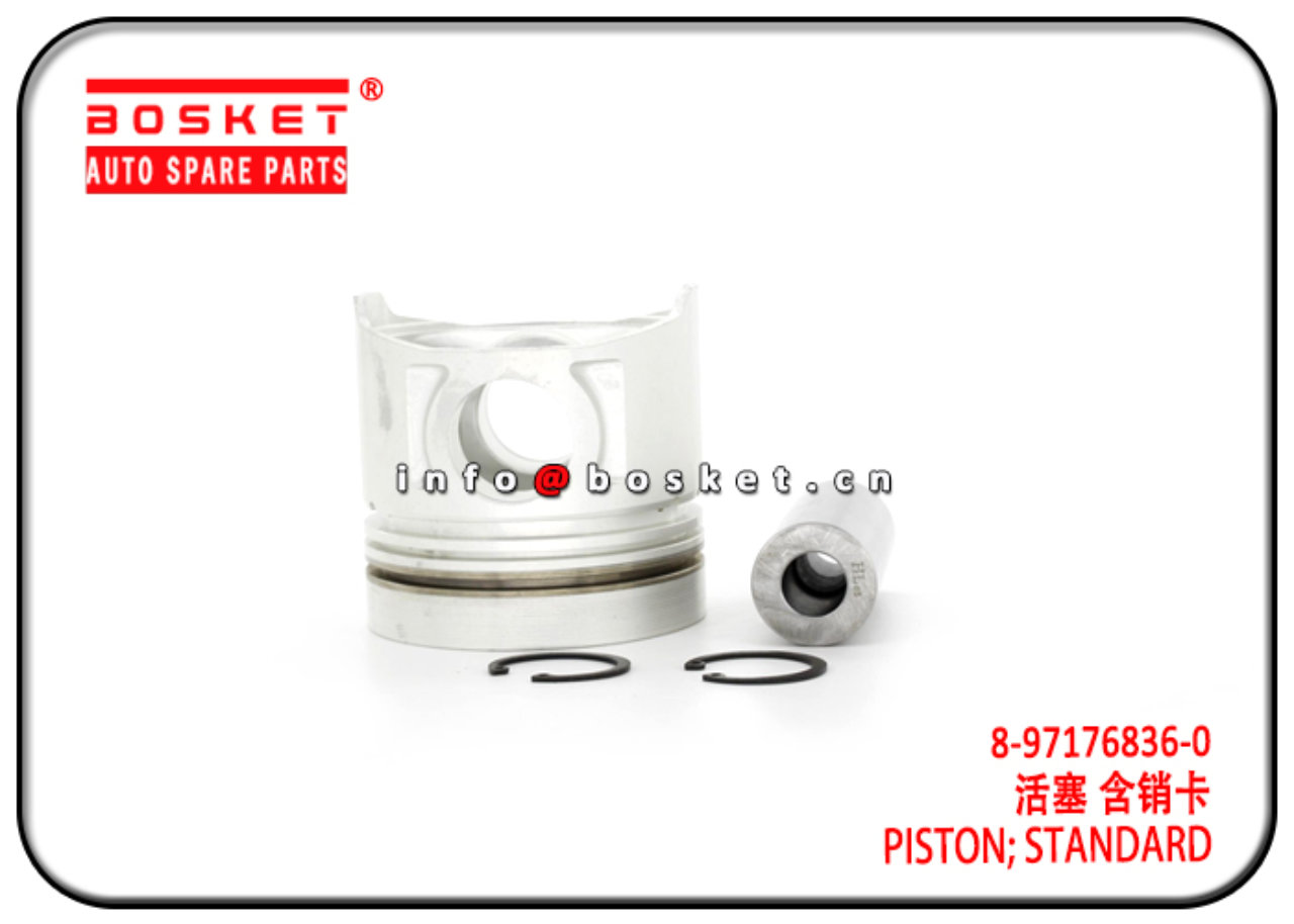 8-97176836-0 8971768360 Standard Piston Suitable f...
