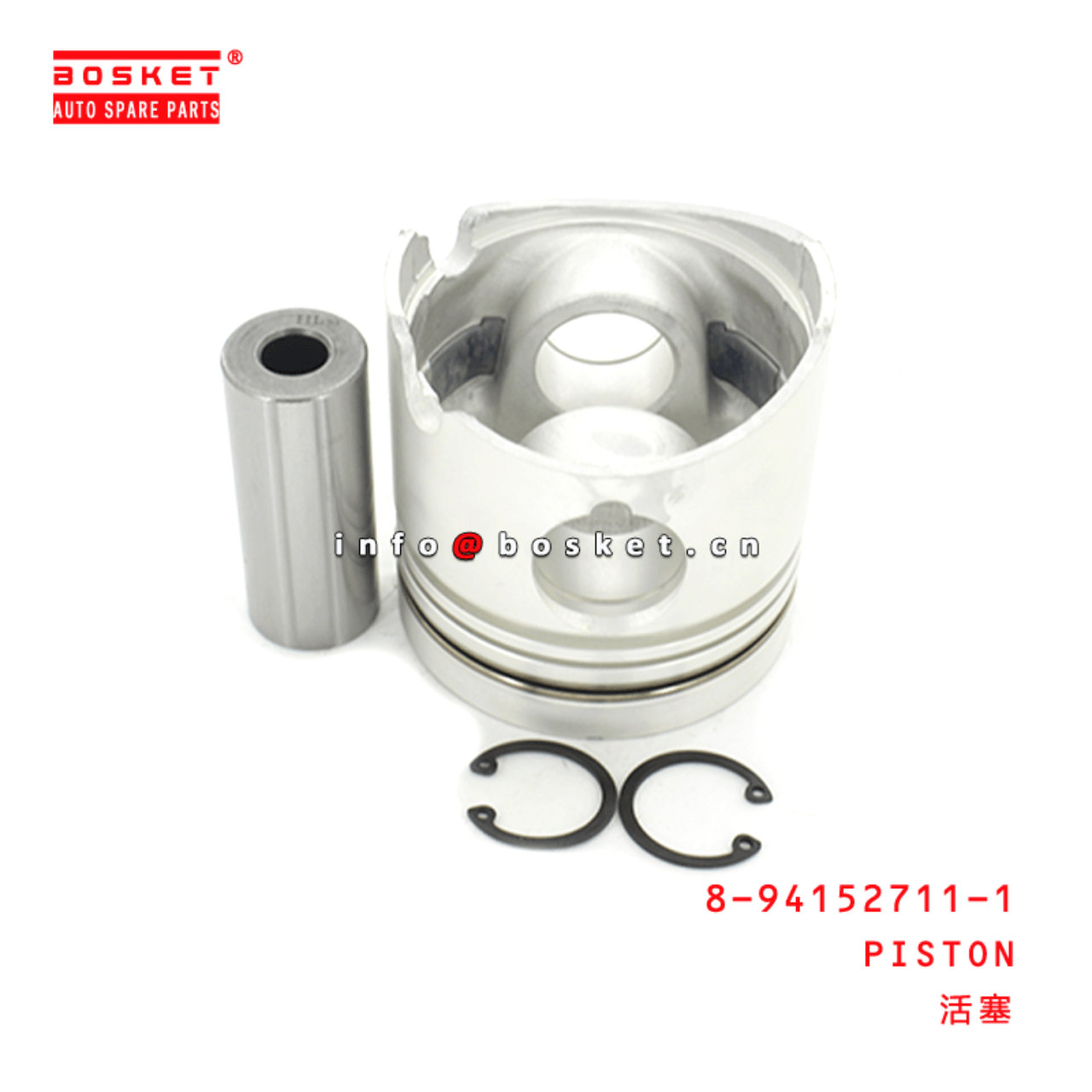 8-94152711-1 Piston 8941527111 Suitable for ISUZU 4JB1