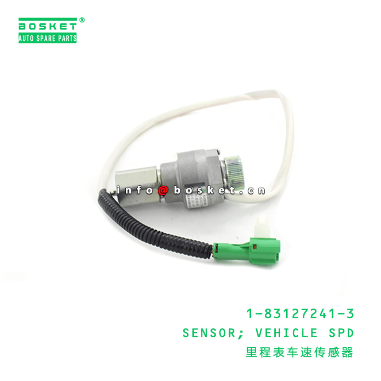 1-83127241-3 Vehicle Speed Sensor 1831272413 Suitable for ISUZU LT133 6HH1