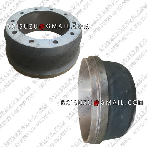 1-42315365-0 1423153650 CYZ51K frong brake drum