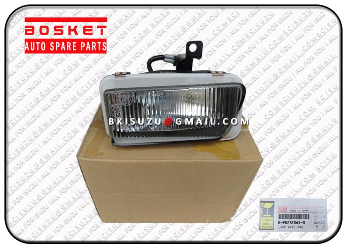 8982320650 8-98232065-0 Fog Lamp Asm 1821104540 1-82110454-0 For ISUZU CXZ51K 6WF1