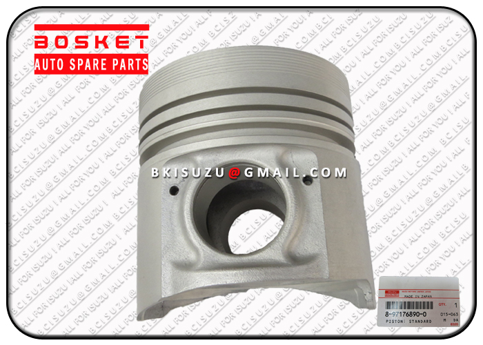 8971768900 8-97176890-0 Standard Piston For ISUZU 3KR2 Engine
