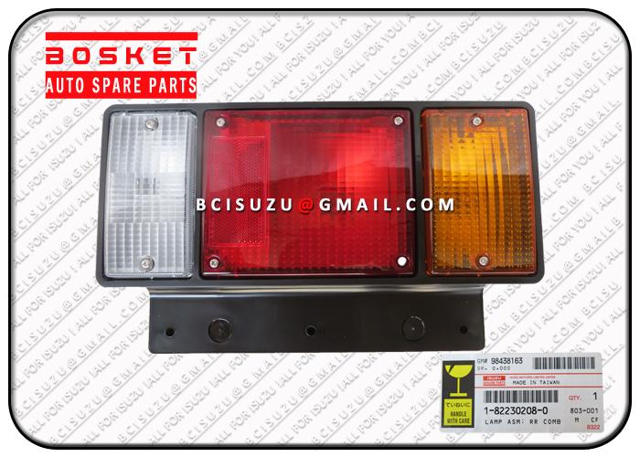 Rear Comb Lamp Asm For Isuzu CYZ51K 6WF1 1822302080 1-82230208-0