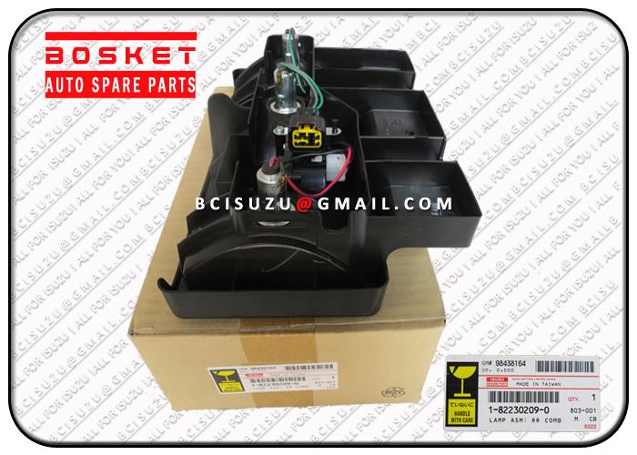 Rear Comb Lamp Asm For Isuzu CYZ51K 6WF1 1822302090 1-82230209-0