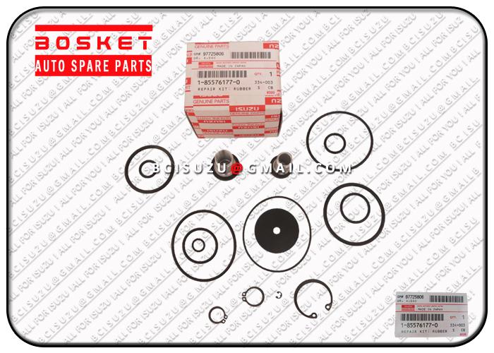 1-85576177-0 1855761770 Brake Valve Rubber Repair Kit Suitable for ISUZU CXZ81 10PE1