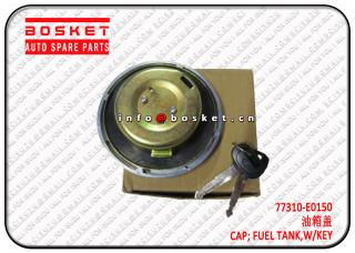 77310-E0150Fuel Tank Cap With Key Suitable For HINO 700PE13C