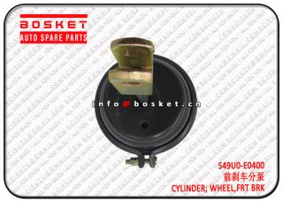 S49U0-E0400 Front Brake Wheel Cylinder Suitable For HINO 700 E13C