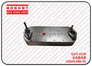 S1571-22130 Oil Cooler Asm Suitable For HINO 700 E13C