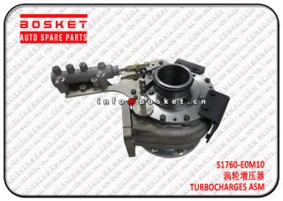 S1760-E0M10 Turbocharges Asm Suitable For HINO 700 E13C
