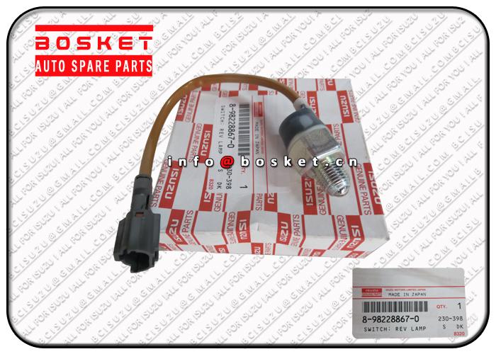 8-98228867-0 8982288670 Reverse Lamp Switch Suitable For ISUZU CXZ51K 6WF1-T