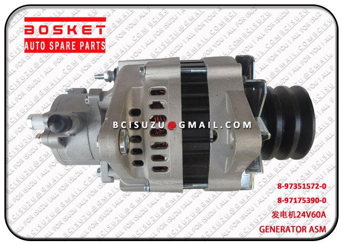 8973515720 8-97351572-0 Generator Assembly Suitable for ISUZU XD 4HF1 4HE1