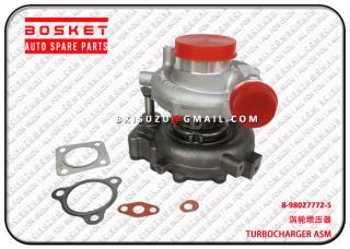 8980277725 8-98027772-5 Turbocharger Assembly Suitable for ISUZU FCLRNP 4HK1