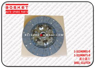 1312409010 1-31240901-0 Clutch Disc Suitable for ISUZU FRR FVR32 6HE1