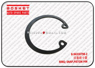 8943187982 8-94318798-2 Piston Pin Snap Ring Suitable for ISUZU FSR33 6HH1