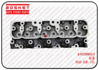 8972399223 8-97239922-3 Cylinder Head Assembly Suitable for ISUZU NHR NKR NPR 600P 4JH1