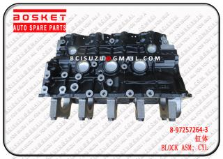8972572643 8-97257264-3 Cylinder Block Assembly Suitable for ISUZU NKR77 4JH1