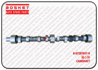 8972876570 8-97287657-0 Camshaft Suitable for ISUZU NKR77 4JH1