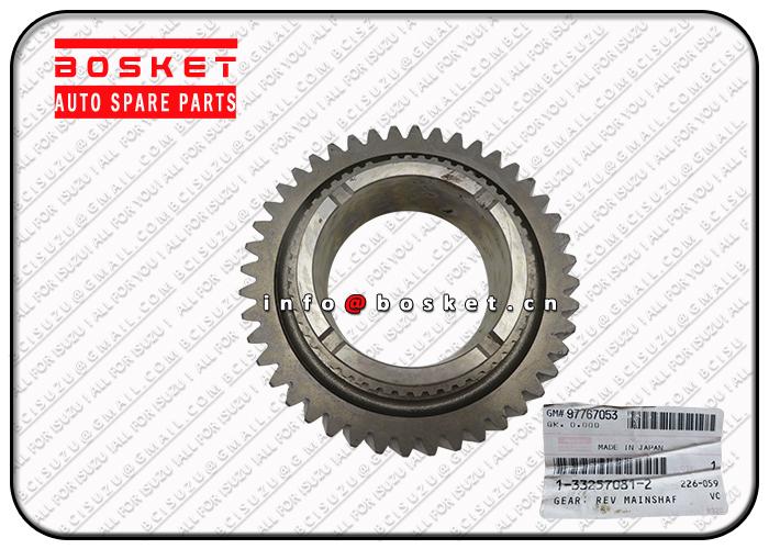 1-33257081-2 1332570812 Reverse Mainshaft Gear Suitable For ISUZU CVZ CXZ