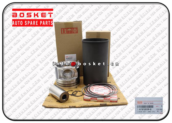 Engine Cylinder Liner Set Suitable for ISUZU 6WG1 1878128590 1-87812859-0