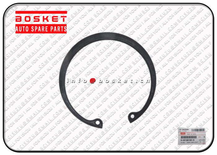 9091801850 9-09180185-0 Snap Ring Suitable for ISUZU CYZ51K 6WF1
