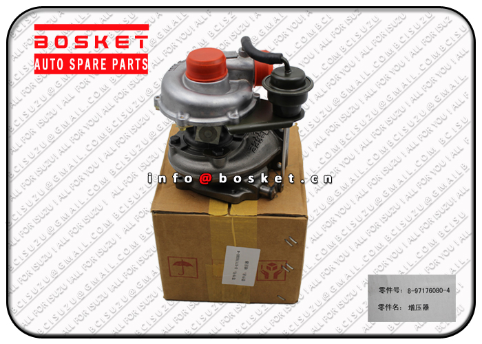 Turbocharger Assembly Suitable for ISUZU NKR55 4JB1 8971760801 8-97176080-1