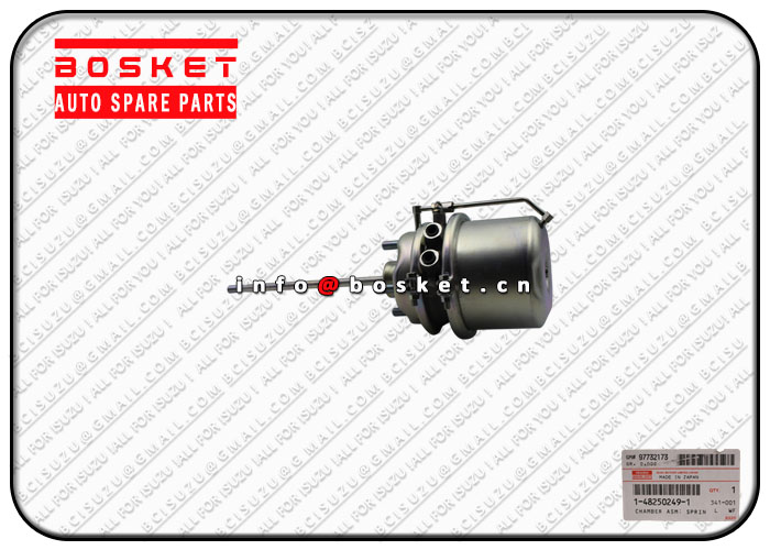 1482502491 1-48250249-1 Spring Chamber Assembly Suitable for ISUZU CXZ