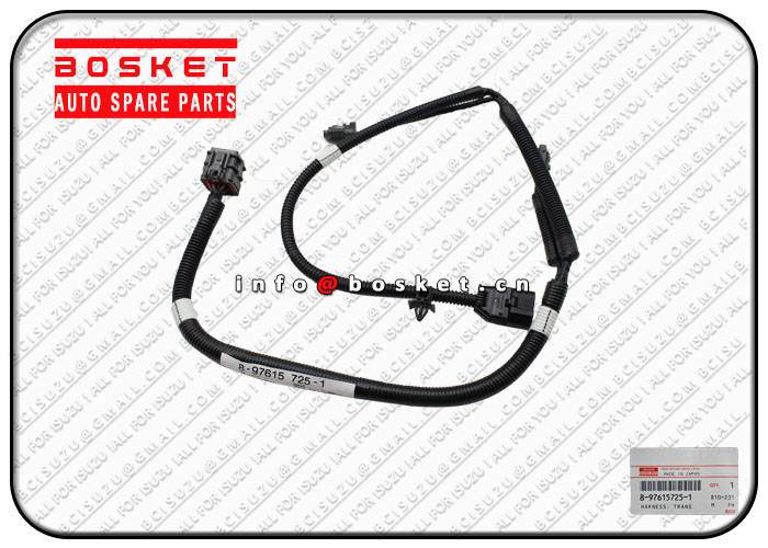 8976157251 8-97615725-1 Transmission Harness Suitable for ISUZU 6WF1 CXZ