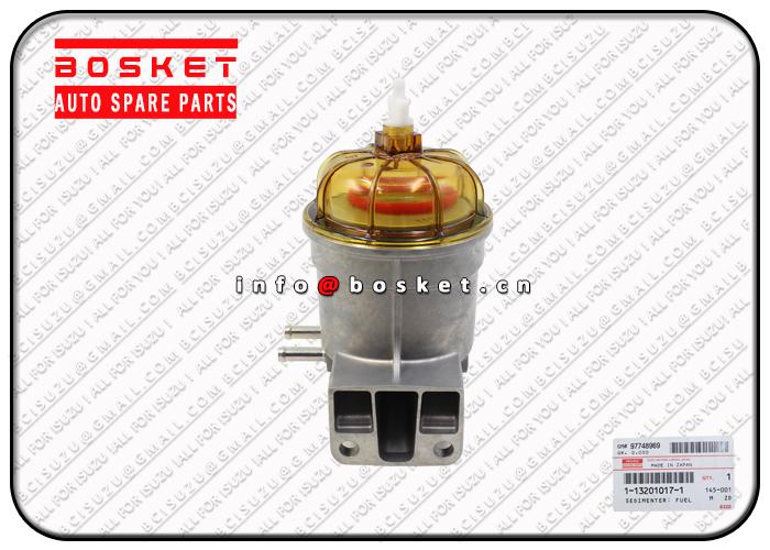 1132010171 1132009640 1-13201017-1 1-13200964-0 Fuel Sedimenter Suitable for ISUZU CXZ81 10PE1
