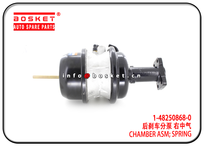 1-48250868-0 1-87412097-0 1482508680 1874120970 Spring Chamber Assembly Suitable for ISUZU 6WF1 CXZ5