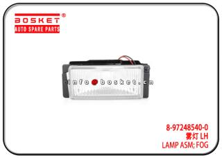 8-97248540-0 8-98054094-0 8972485400 8980540940 Fog Lamp Assembly Suitable for ISUZU 4JH1 NKR77