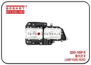 QDD-100P-R QDD100PR Head Lamp Assembly Suitable fo...