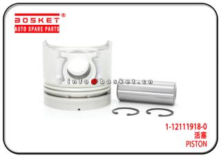 1-12111918-0 1-12111912-0 1121119180 1121119120 Piston Suitable for ISUZU 6BG1-T XE