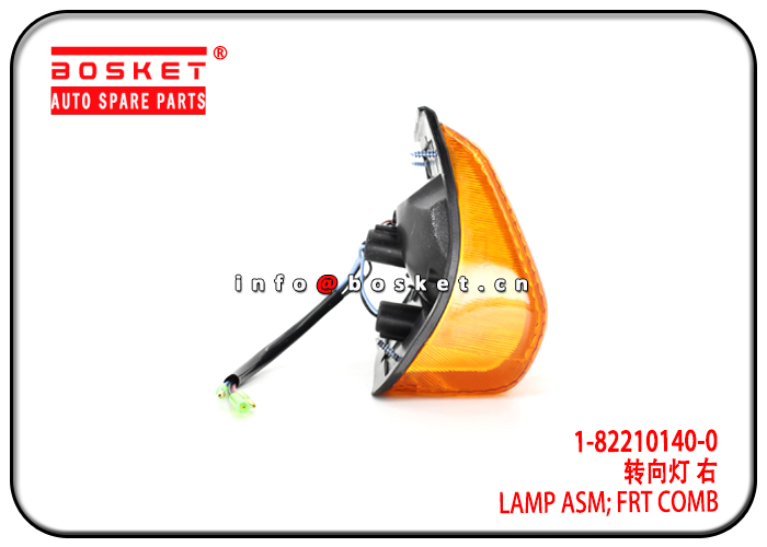 1-82210140-0 1822101400 Front Combination Lamp Assembly Suitable for ISUZU FSR