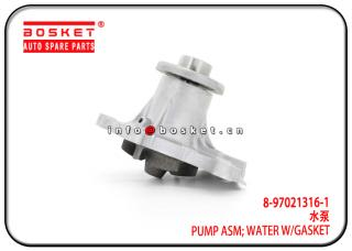 8-97021316-1 8970213161 Water With Gasket Pump Assembly Suitable for ISUZU 4JA1 4JB1 XD