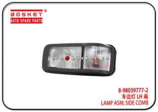 8-98039777-2 8980397772 Side Combination Lamp Assembly Suitable for ISUZU NMR 700P