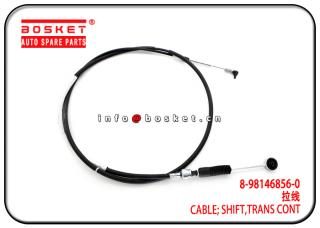 8-98146856-0 8981468560 Transmission Control Shift Cable Suitable for ISUZU NNR NPR NQR