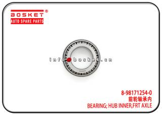 8-98171254-0 9-00093149-0 8981712540 9000931490 Front Axle Hub Inner Bearing Suitable for ISUZU 4HK1