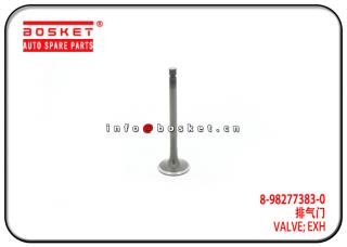 8-98277383-0 8982773830 Exhaust Valve Suitable for ISUZU 4JA1 NKR NLR
