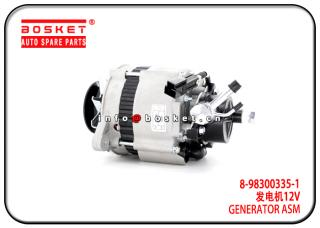 8-98300335-1 8-97073924-0 8983003351 8970739240 Generator Assembly Suitable for ISUZU 4JB1 4JG2 NHR