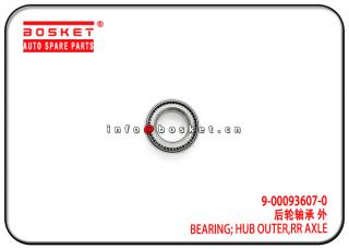 9-00093607-0 9-00093609-0 9000936070 9000936090 Rear Axle Hub Outer Bearing Suitable for ISUZU 4HF1