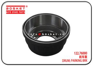 122.76000 12276000 Parking Brake Drum Suitable for ISUZU NPR